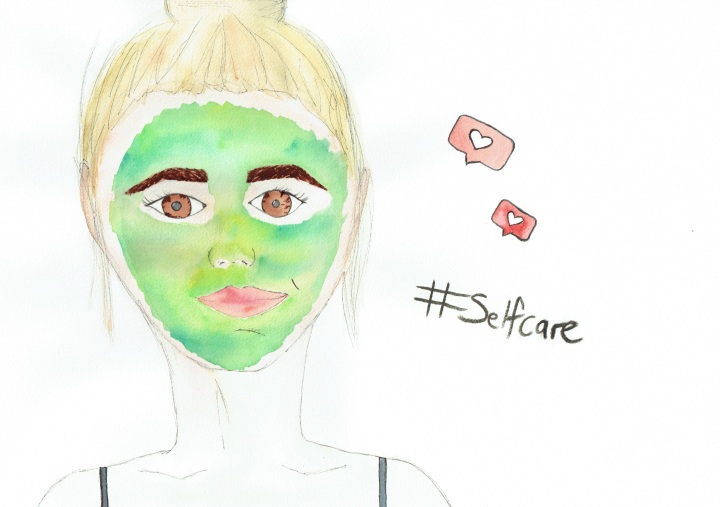 Face Masks And Social Media